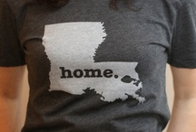 Louisiana / by The Home T