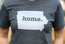 Iowa  / by The Home T