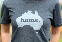 Australia  / by The Home T