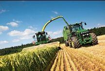 Tracteur, Machine agricole, Motoculteur, Motobineuse. / charrue, herse, râteau, scarificateur, semoir,  / by Guy Combes