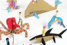 Boy craft / Ideas for the boys / by Karen Tillett