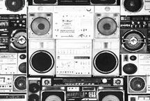 Influencias Sonoras / Musicos que han influenciado mi corriente musical / by Mais Mc