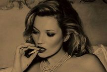 Kate Moss / by Olive