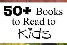 CHILDREN: Reading/Books To Encourage Reading Skills / An Assortment of Reading suggestions and Books that can be read to the children or when they learn to read - can be read on their own. / by Missy Shaffer