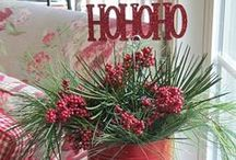 CHRISTMAS: Interior Decoration / A lot of creative interior decoration ideas for anyone that likes to craft unique decorations for Christmas Time. HAVE A VERY MERRY CHRISTMAS EVERYONE! / by Missy Shaffer