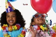 CHILDREN: Birthday Party Ideas / A wide variety of birthday party ideas, favors and themes for the Kiddos! / by Missy Shaffer