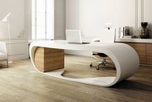 Office/work space inspiration / by Koersness .