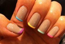 Nails / by Laine Rajkowski