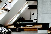 Houses, Furniture and Libraries / by Milena