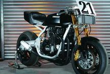 cool bikes / by Kelly Lee