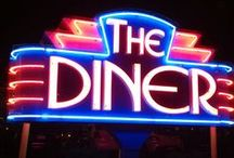 All American Diners / A Great Place to Eat!! / by Michael Smith