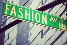 All Things Fashion / Quotes, designs, and anything else related to the fashion world  / by Nicole Mueting