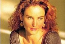 Celebrity : Female : Jill Goodacre / by KRABICE
