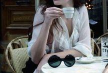 Coffee, cafés . . . / by Larissa Waiz