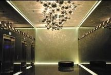 COMmercial ARCHitectural LIGHTing / Amazing commercial lighting design from around the globe / by Jamie R