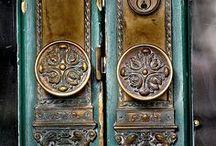 Keys, doors locks and door handles / by Elizabeth Kasper