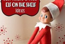 It's the Elf on a Shelf! / by Letters from Santa