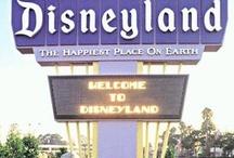 Disneyland Thru The Years / by Anaheim Quality Inn & Suites