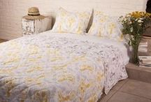 Quilt Bedding Sets / French Country Quilt Bedding Sets - Jaipuri Quilts / by Attiser