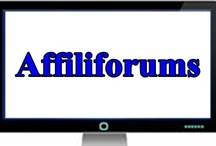 Affiliforums / The world's greatest forum, a fun place to post with lots to learn! / by Affilipede.com