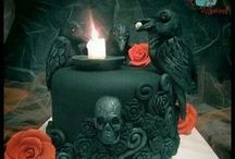 Awesome cakes / by Krista Walls