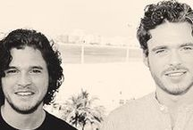 Game of Thrones...I <3 Jon & Robb / by Krista Walls