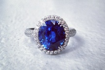 sapphire ring / by Katie Ryland