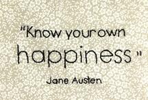 Jane Austen <3 / by Kendy Astleford