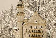 Castles, Palaces, Chateau and Manor's / Home sweet home! / by Katie Klemmer