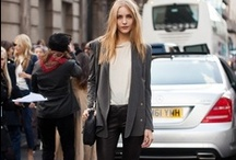 Street Style and lookbook / Get the she look / by Alice Galdino
