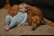 Kids & Animals / by Edie Barger