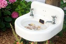 Lovely Bird Baths / by Freebird Collective