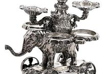 "REVERIE ""Strictly Silver"" / Any&everything silver / by Brady Jobe"