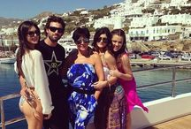 Kardashion/Jenner Family & Friends / by Louise Vickers