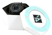 Watches Under $100 / G-Shock | Baby G | Flud / by Attic