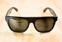 Hater Blockers - July 2013 / Mosley Tribes | Super Sunglasses | 9 Five / by Attic