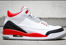 Sneakers - Aug. 2013 / Nike | Air Jordan / by Attic