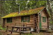 cabin /small house / by dan dadisman