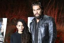 Jason Momoa / What is there to say? Just look at him and he married well! Go Lisa! / by Pyre Blaze