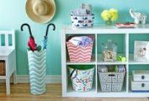 Stylish Ways to Stash Your Stuff / by Wayfair.com