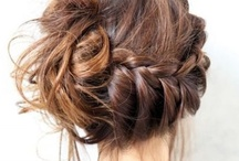 simply hair / by Elizabeth Gray Felty Forest