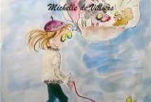 Books / by Michelle de Villiers Art and Stories