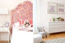 Kids Bedroom Decorating Ideas / Transform your little girl or boy's bedroom into a space that truly reflects their own style and personality.  / by Wayfair.com