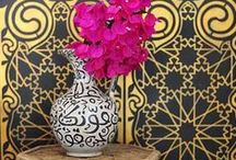Moroccan Style Decor / Give your home a global feel! We share the must-have elements of this alluring, exotic style. / by Wayfair.com
