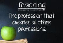 Teaching ideas / All sorts of stuff / by Jenny Hutchinson