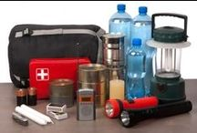 Emergency,survival and camping tips  / by Lorraine Stone