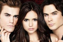 The Vampire Diaries / by Courtney Collins