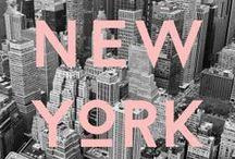 New York <3 / by R *kinky minx*
