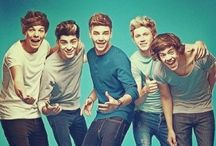 One Direction / Boys are jealous of 1D because all the girls like 1D and not them! (burn boys) / by Paige Christensen