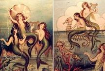 Mermaids & Water Spirits / by Geisterportal